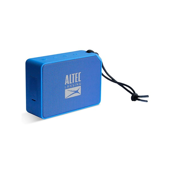 Altec lansing one azul altavoz inalámbrico 5w bluetooth resistente al agua con micrófono incorporado