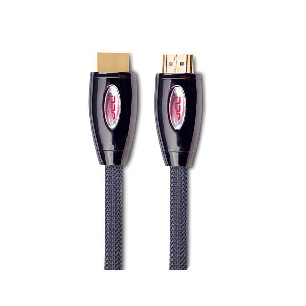 Dcu cable conexión hdmi 2.0 a hdmi 2.0 macho-macho metal premmium 1.5 metros