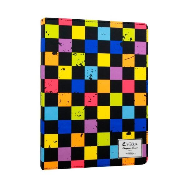 E-vitta keytab usb squares funda universal 9.7-10.1'' con teclado usb