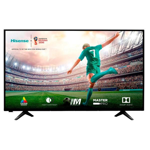 Hisense h32a5600 televisor 32'' lcd direct led hd ready 500hz smart tv wifi hdmi usb reproductor multimedia