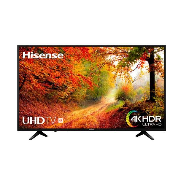 Hisense h50a6140 televisor 50'' lcd direct led uhd 4k hdr smart tv wifi lan hdmi usb reproductor multimedia