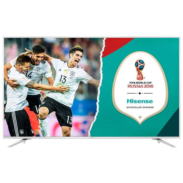 Hisense h75n5800 televisor 75'' lcd led uhd 4k hdr 2400hz smart tv wifi lan hdmi usb grabador y reproductor multimedia