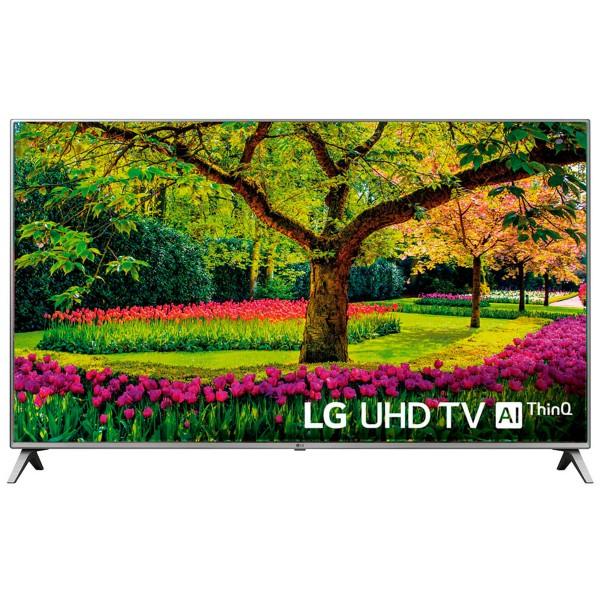Lg 43uk6500pla televisor 43'' ips led 4k hdr 1700hz thinq smart tv webos 4.0 wifi bluetooth