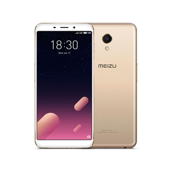 Meizu m6s dorado móvil 4g dual sim 5.7'' ips hd+/6core/32gb/3gb ram/16mp/8mp
