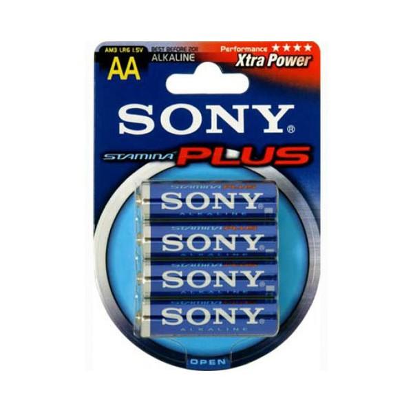 Sony alcalina r06