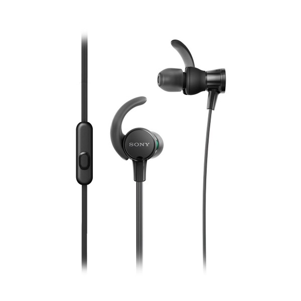 Sony mdrxb510asb negro auriculares internos deportivos