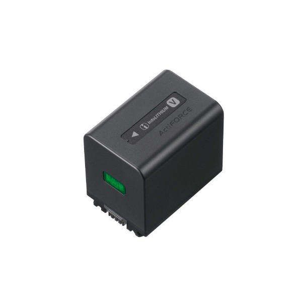 Sony np-fv50a batería recargable serie v con tecnología infolithium