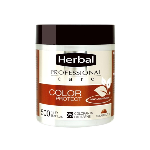 Herbal professional care color protect protective mascarilla 500ml