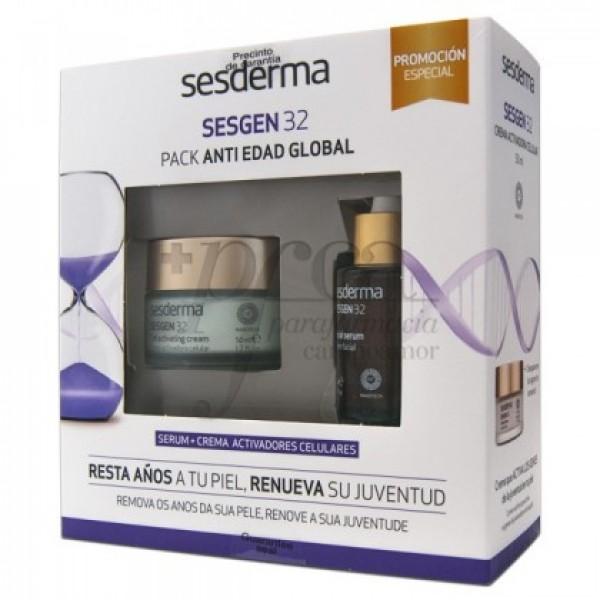 SESDERMA SESGEN 32 CREMA 50ML + SERUM 30ML PROMO