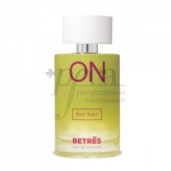 PERFUME NATURAL FOR HER BETRES 100ML NATURAL