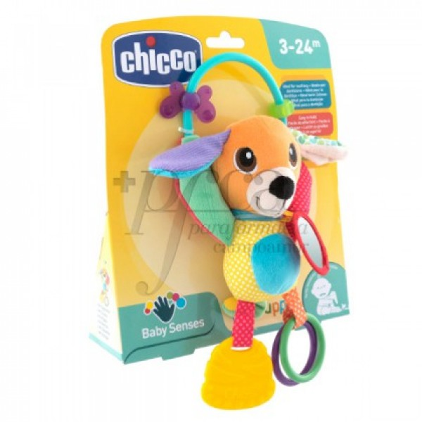 CHICCO MR PUPPY SENSIBILIDAD TACTIL 3-24M