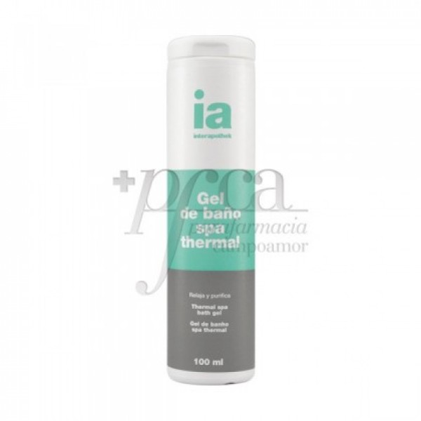 INTERAPOTHEK GEL SPA 100 ML