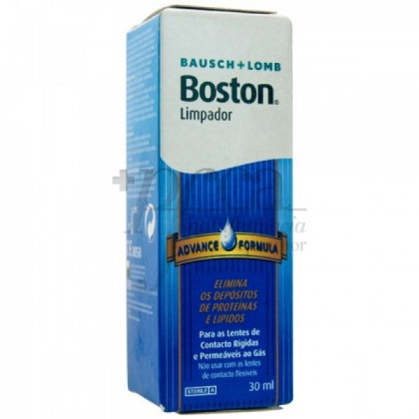 BOSTON LIMPIADOR  ADVANCE 30 ML