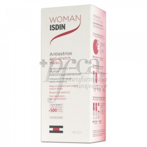 WOMAN ISDIN VELASTINA ANTIESTRIAS 250ML