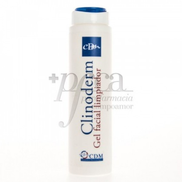 CLINODERM GEL FACIAL 200 ML