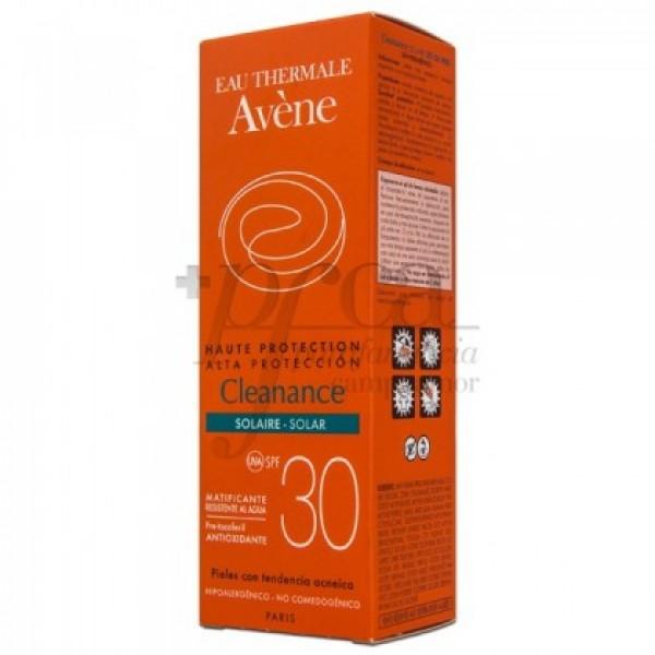 AVENE CLEANANCE SOLAR SPF30 50ML
