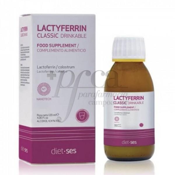 LACTYFERRIN DRINKABLE 120ML