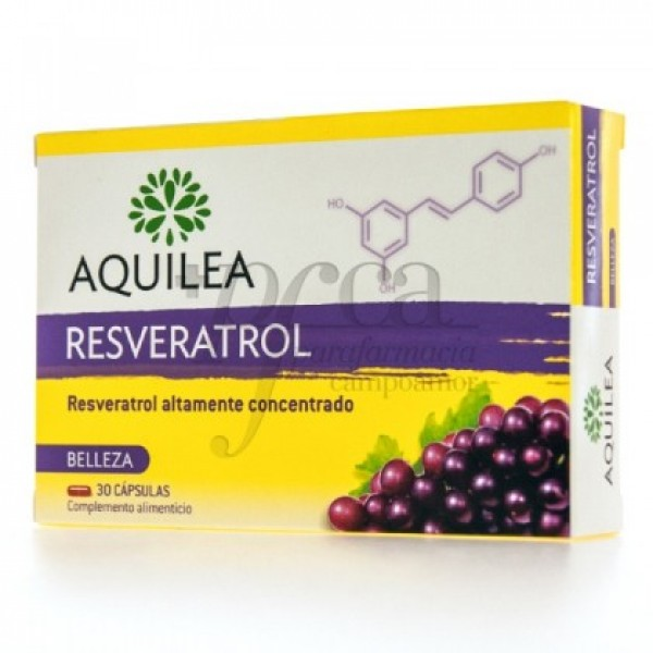 AQUILEA RESVERATROL 30 CAPS