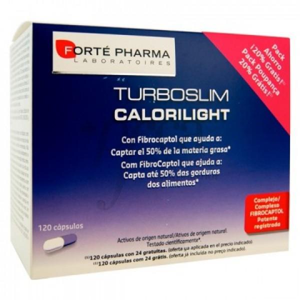 TURBOSLIM CALORILIGHT 120 CAPS