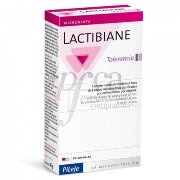 LACTIBIANE TOLERANCE PILEJE 2,5 G 30 CAPS
