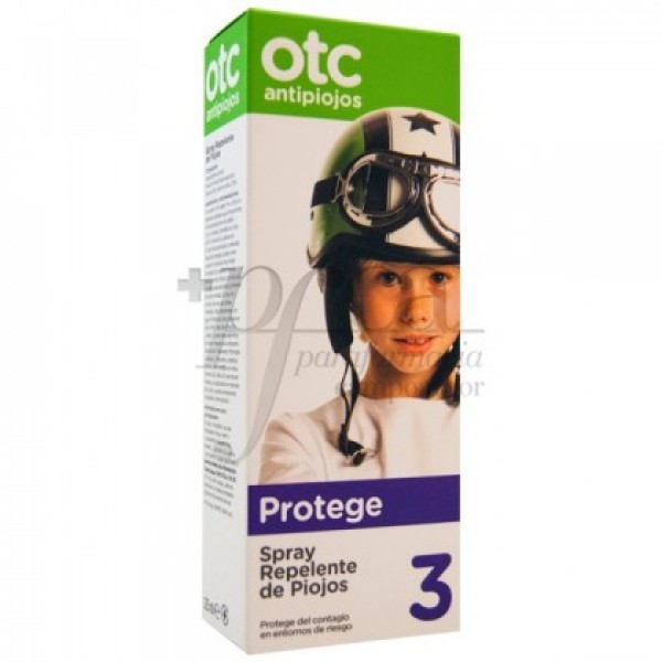 OTC  REPELENTE SPRAY PIOJOS 125 ML