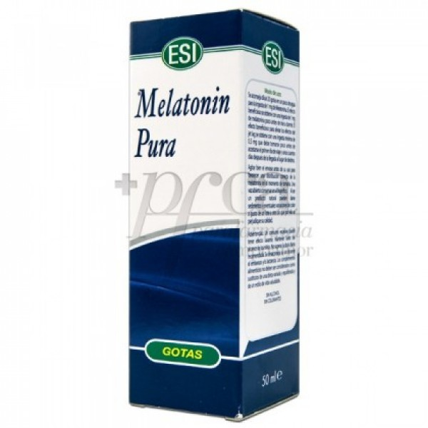 MELATONIN PURA GOTAS 50 ML