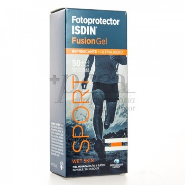 ISDIN FUSION GEL SPF50 100 ML