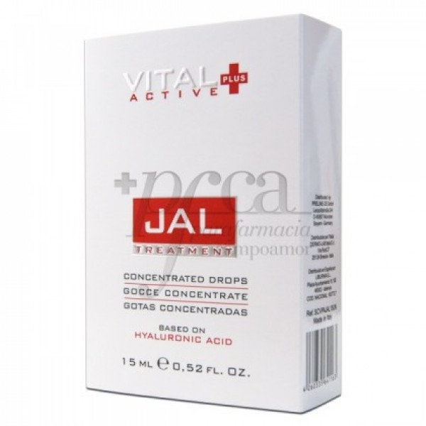 VITAL PLUS ACTIVE JAL ACIDO HIALURONICO 15ML