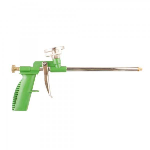 Pistola stein espum.poliur. metalica