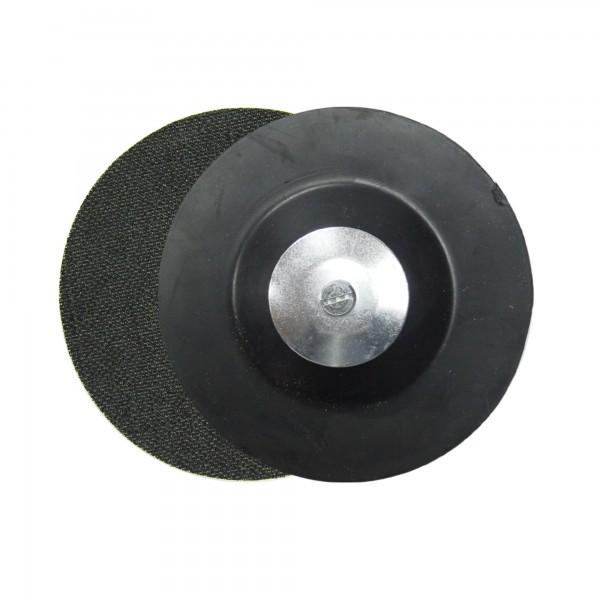 Disco caucho 125 mm.