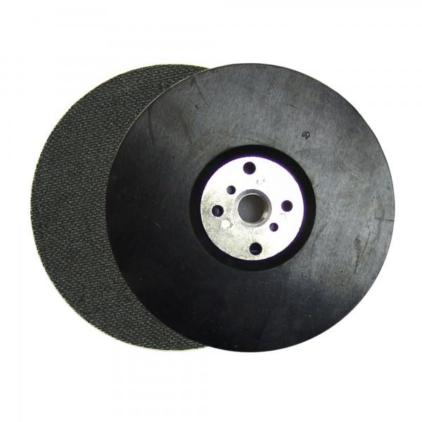 Disco caucho 125 mm. amoladora