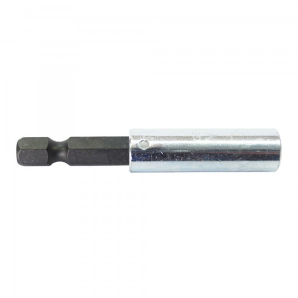 Portapuntas magn. cromado 1/4x60 (bl.6)
