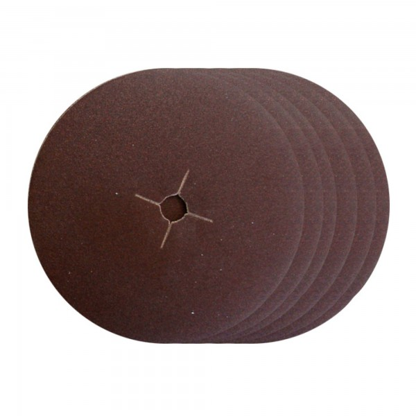 Disco lija metal surtido  125 mm.