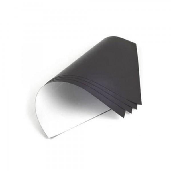 Iman pizarra pvc blanca 210 x 305 mm.