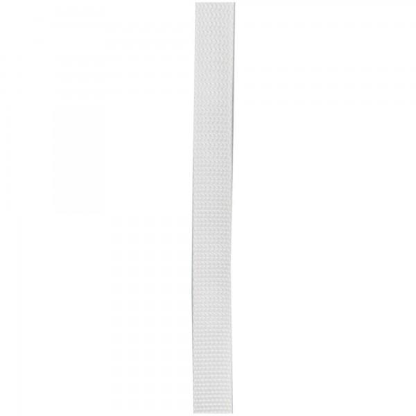 Cinta persiana 18 mm.  6 m. blanca