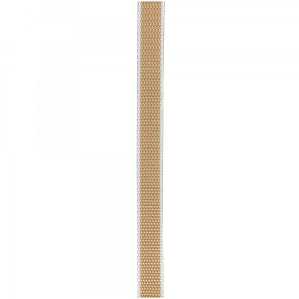 Cinta persiana 22 mm.  6 m. beige