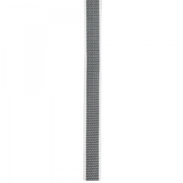 Cinta persiana 22 mm.  6 m. gris/beige