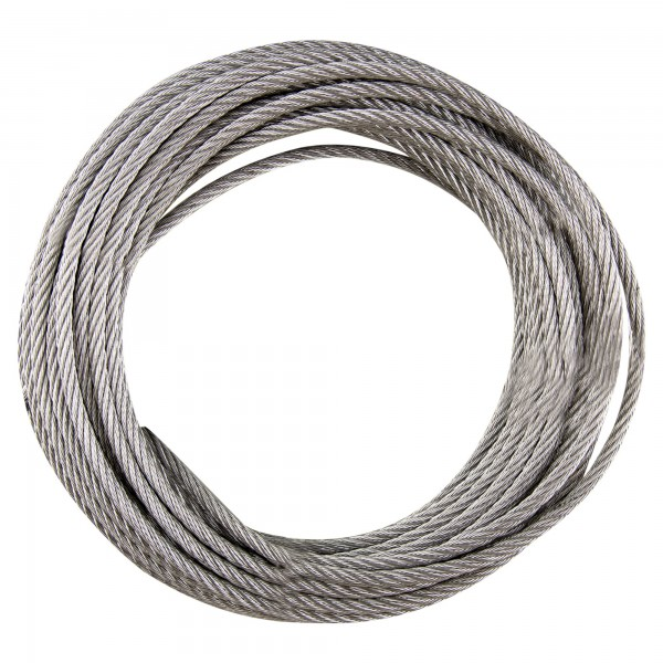 Cable acero galv.din3055 6x7+1  6mm.15m.