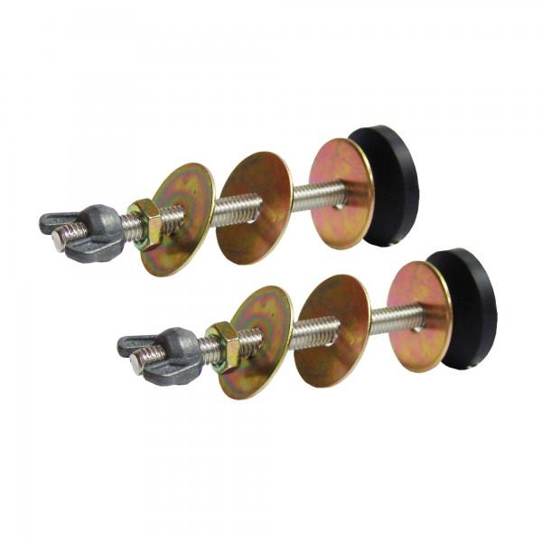 Alfafix tornillos cisterna-inodoro inox