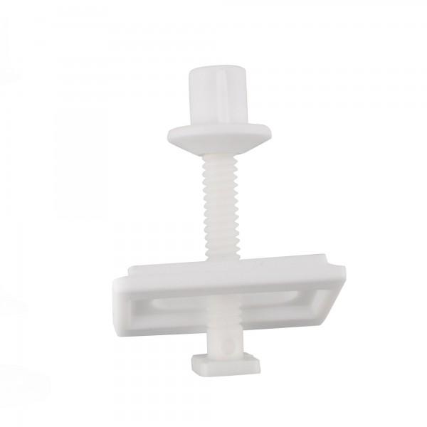 Alfafix tornillos tapa w.c. 8 mm x 75 mm