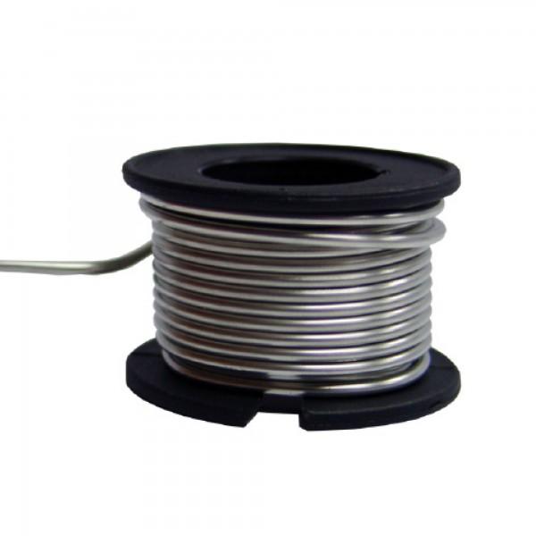Estaño plata onlex 3,5%  250 gr. 2mm.