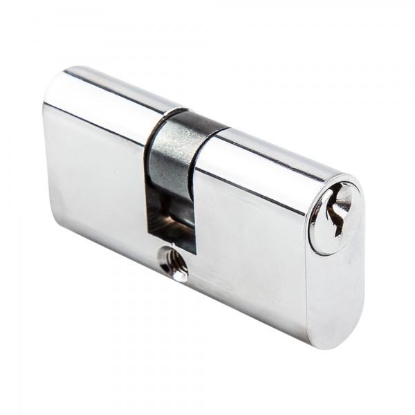 Cilindro ovalado 27x27 niquel handlock