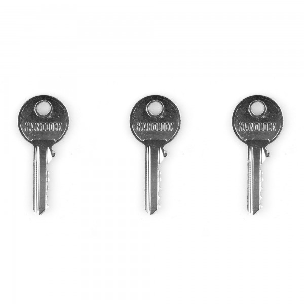 Candado laton handlock   a/n   25 mm.