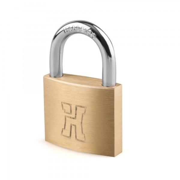 Candado laton handlock   a/n   40 mm.