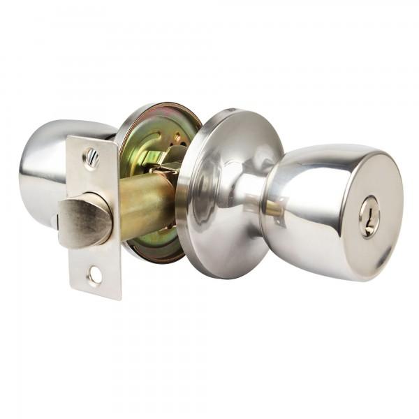 Pomo puerta handlock tub. ofic 60/70 c/b