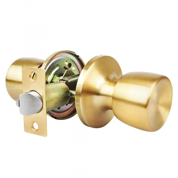 Pomo puerta handlock tub. paso 60/70 l/b