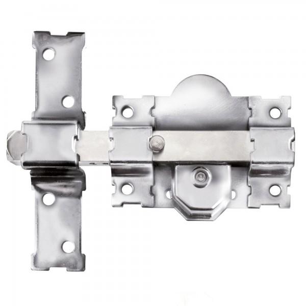 Cerrojo handlock cil.  ext. niquel