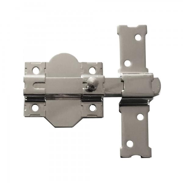 Cerrojo handlock sin llave cromo