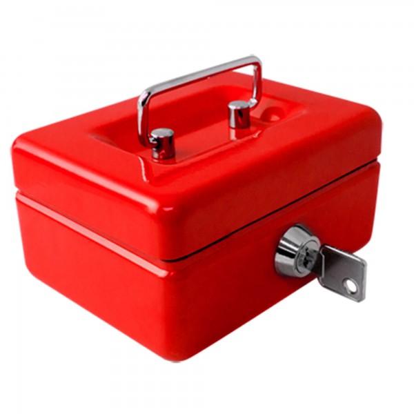 Caja caudales plus nº3 25x18x9 cm c/c