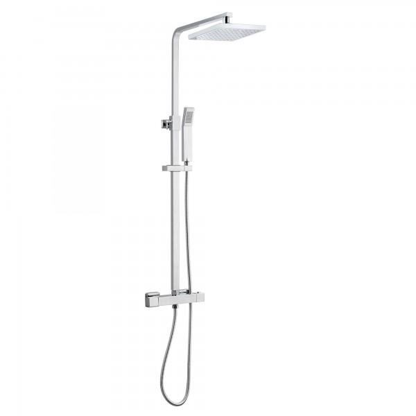 Barra baño atlantic termost.rociad.cuad.